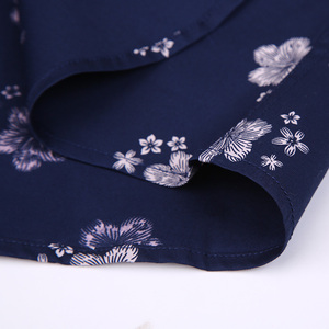 Image 5 - Männer Sommer Dünne Kurzarm Floral Bedruckte Shirts Komfortabel Taste unten Kragen Standard fit Casual Bluse Tops hemd