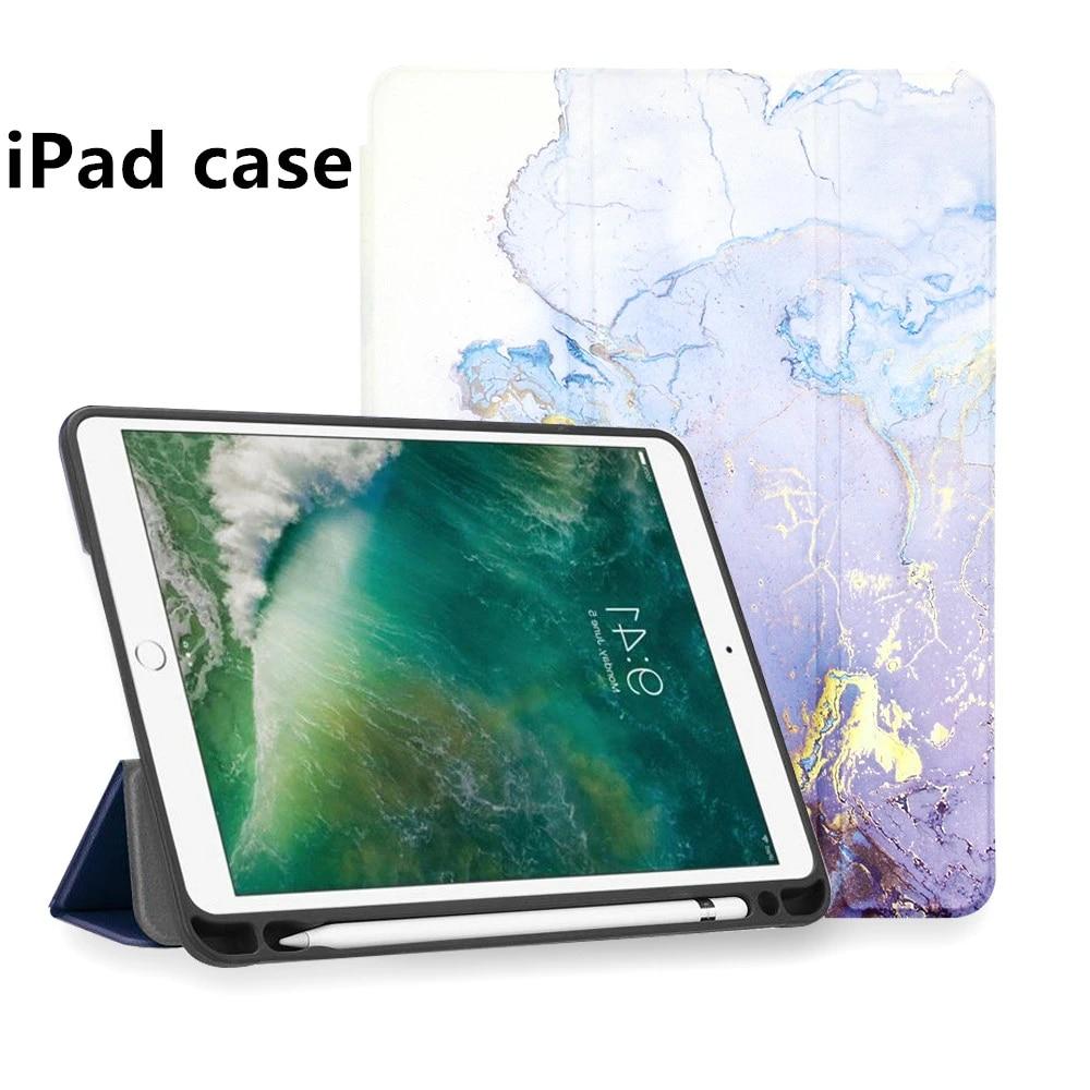 Beschermhoes Voor Ipad Pro10 5 Ipad Mini45 Met Pen Slot Ipad5 6 Shell Air1 Air2 Air3 Tablets E Books Case Aliexpress