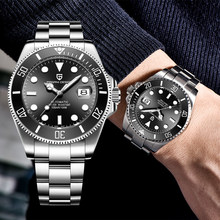 PAGANI tasarım izle reloj hombre montre relogio masculino erkekler mekanik kol otomatik izle saatler mens 2021