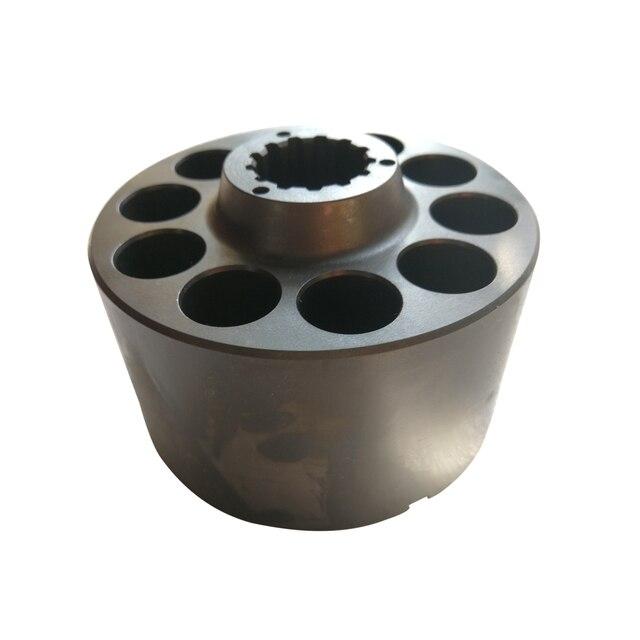 Hydraulic pump parts PVD 2B 44P gear pump for repair  NACHI piston pump