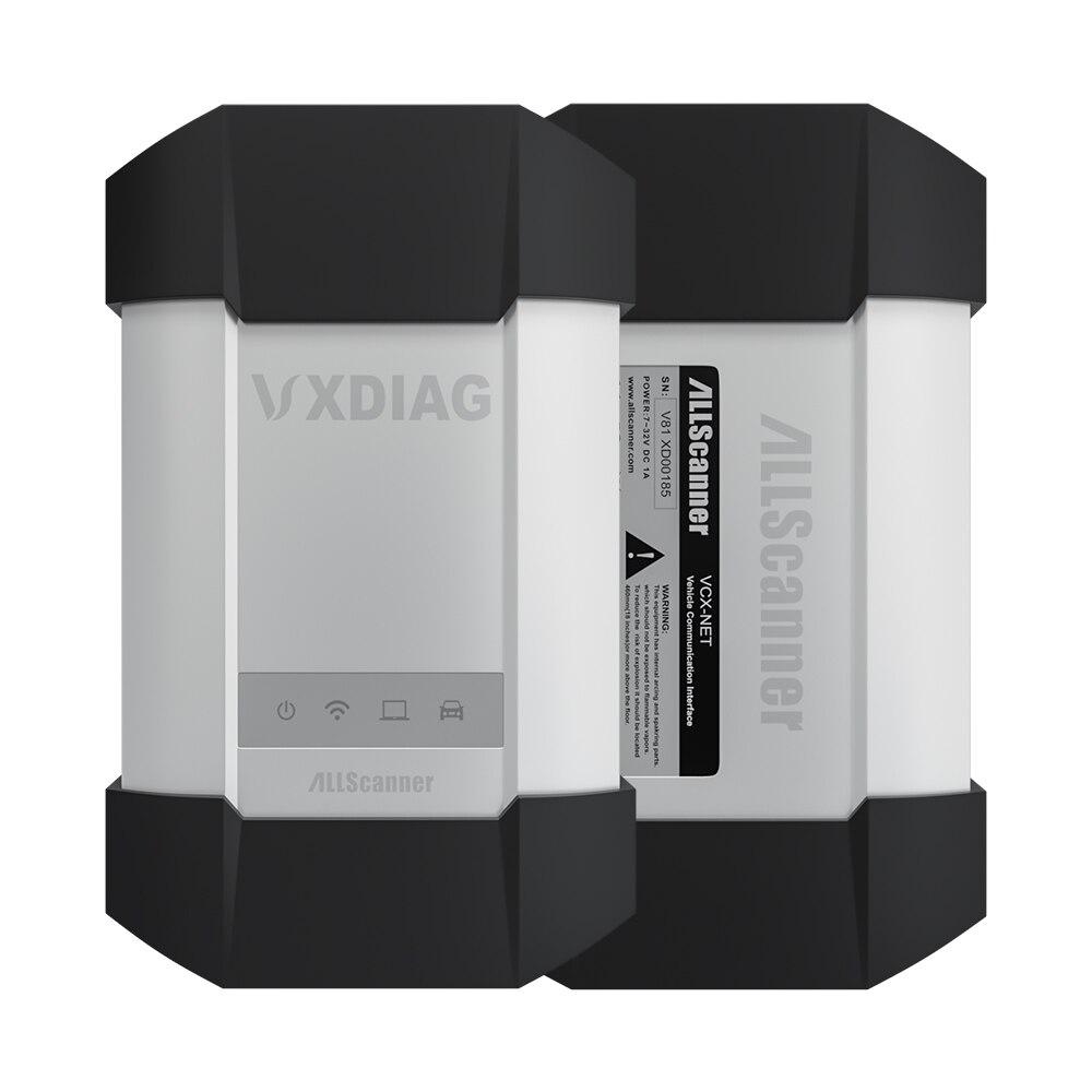 VXDIAG VCX C6 Per Benz Auto Professionale Strumento Diagnostico SD Collegare meglio di MB star C4 C5 wifi Obd2 codice scanner programmazione - 3