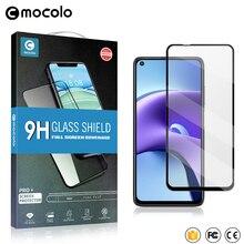 Mocolo 2.5D 9H מלא כיסוי מזג זכוכית סרט על לxiaomi Redmi הערה 9 T Redmi9T 2021 6.53 note9T 9 T 4 64/128 GB מגיני