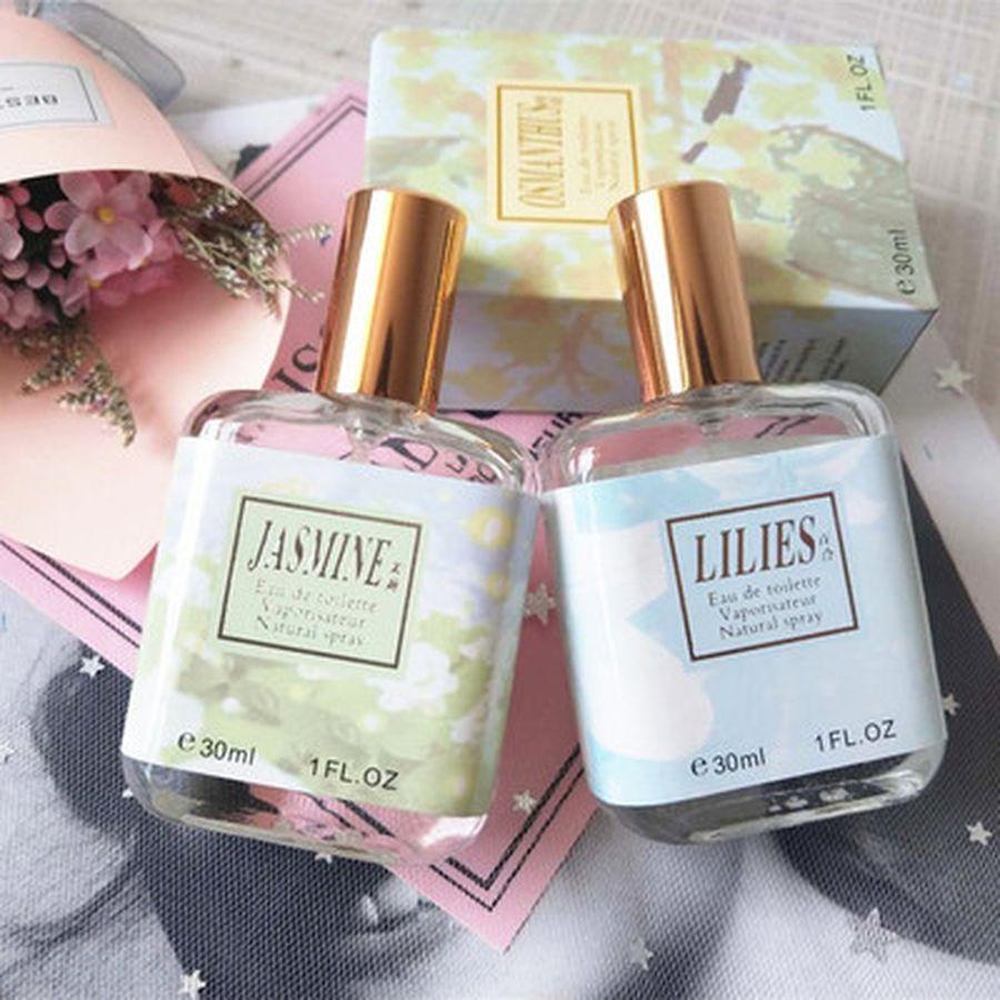 30ml Women Perfume Fragrance Body Spray Lady Glass Bottle Perfume Long Lasting Fragrance Deodorant Women Perfume Spray Atomizer