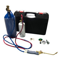 2L Portable Oxygen Torch Set Refrigeration Repair Tool Air Conditioning Copper Tube Welding Torch Gas welding Equipment