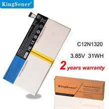 KingSener C12N1320 بطارية جديدة لشركة آسوس محول كتاب T100 T100T T100TA T100TA C1 سلسلة 3.85 فولت 31WH