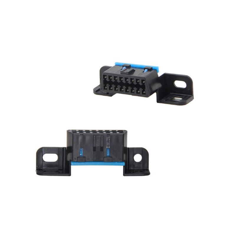 10pcs/Lot J1962F OBD <font><b>OBD2</b></font> OBDII <font><b>16</b></font> <font><b>Pin</b></font> <font><b>Female</b></font> Connector J1962f Plug with High Quality image