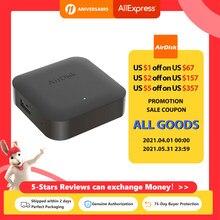 Airdisk q1 caixa de disco rígido móvel em casa nas armazenamento de rede em casa servidor de armazenamento em nuvem nuvem privada área local rede pessoal clo