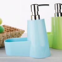 200ml Flüssigkeit Seife Spender Hand Sanitizer Container Lotion Flasche Shampoo Bad X6HC-in Tragbare Seifenspender aus Heim und Garten bei