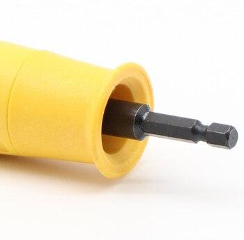 Destornillador de 90 grados adaptador de ángulo de 105 grados hexagonal Bit Socket ángulo Universal extensión de broca Kit accesorios para destornilladores
