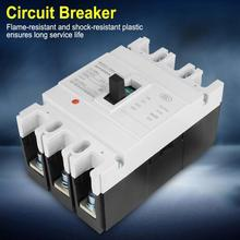 цена на BEM1LE-250L/3300 200A Leakage Protection Low Voltage Moulded Case Circuit Breaker Air Switch residual circuit breaker