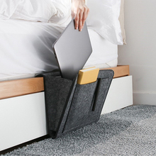 felt bedside hanging storage…