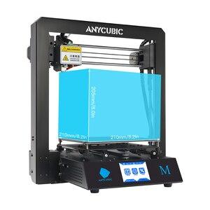 Image 3 - ANYCUBIC 3D מדפסת I3 מגה Impresora 3D ערכת מלא מתכת מסגרת גדול הדפסה בתוספת גודל מגע מסך 3D דרוקר מדפסות