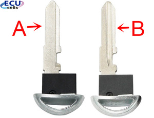 Image 2 - New Replacement Remote Key Fob 433Mhz 49 Chip For Mazda 3 6 CX 4 CX 5 MX 5 SKE13E 01 With small Key with Logo