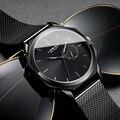 Мужские часы Losian, новинка 2019, роскошные часы для мужчин, спортивные часы, водонепроницаемые светящиеся наручные часы, часы с хронографом