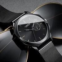 لوسيان ساعة رجالي جديد ساعة فاخرة ل ساعة رياضية للرجال مقاوم للماء مضيئة ساعة معصم كرونوغراف ساعات سعر التخليص