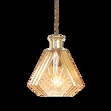 Подвесные светильники из чистой меди в скандинавском стиле стеклянная