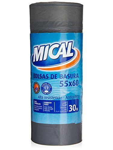 MICAL–Garbage Bags–55x 60–Pack Of 30