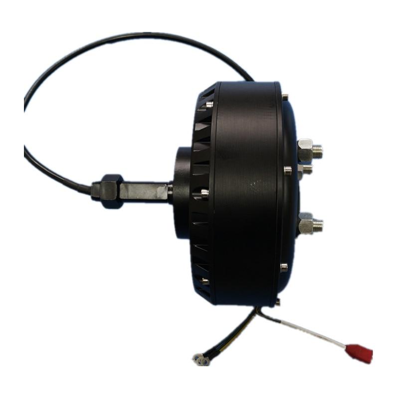 Low-Speed-500-2000W-Brushless-DC-High-Power-Single-Side-Wheel-Hub-Motor-Golf-Cart-Motor (1)