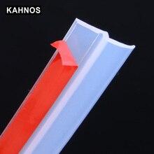 Joints en caoutchouc transparents de Type Z, bande détanchéité pour porte de voiture, garniture de bord, isolation phonique, 2 8 mètres