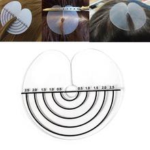 50PCS Neue Mode Gute Easy Tools Heat Protector Shields für Haar-verlängerung Nützliche Werkzeuge cheap plastic 25pcs lot 50pcs lot Haarnetze