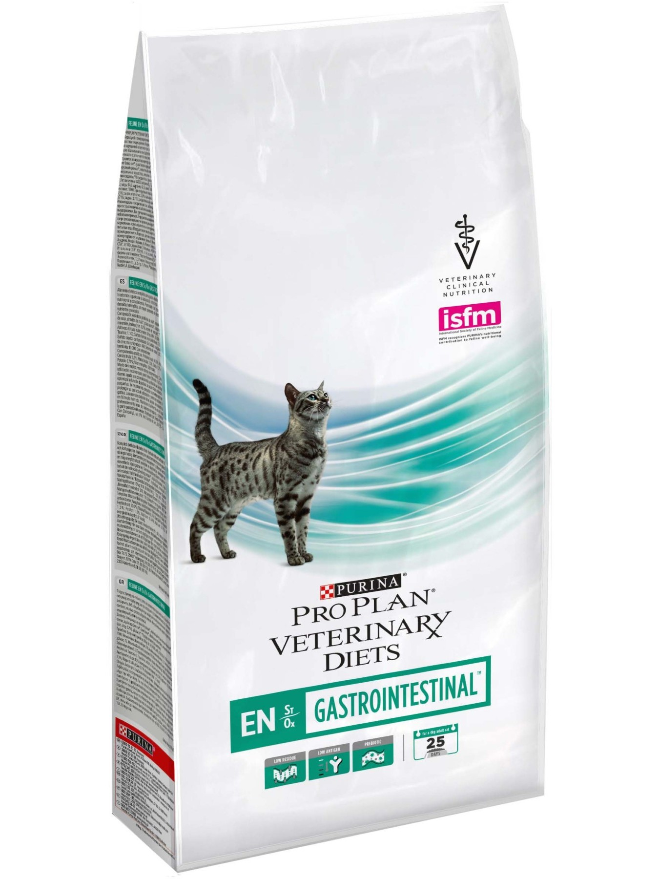 Pro Plan Veterinary Diets EN Gastrointestinal Food For Cats With Pathology GASTROINTESTINAL TRACT, 400g