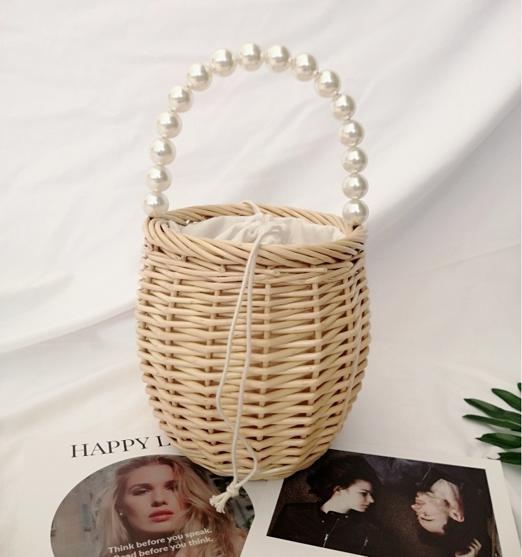 Straw Hand Bag