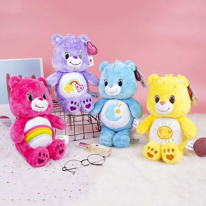 1pcs 30cm Care Bears Plush Toys Cute Care Bears Animals Plush Doll Toy Soft Stuffed Toys For Christmas Kids Gifts