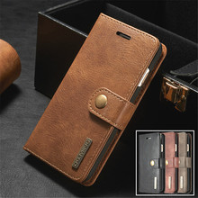Magnetische Leder Fall für iPhone 12 Mini 11 Pro XS Max XR X 8 7 6 6S Plus Brieftasche abdeckung für Samsung S20 S10 S9 Hinweis 20 10 Coque