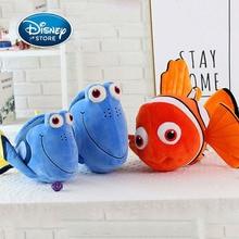 Hot Disney Pixar Finding Nemo Movie Dory Nemo Plush Toys Soft Clownfish Stuffed Doll Baby Toys Animals Figure Toy For Children