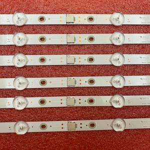 Image 4 - 12 sztuk listwa oświetleniowa LED dla 55PUS6503 55PUS7503 55PUS6162 55PUS6262 55PUS6753 55PUS7303 55PUS6703 LB55073 TPT550U1 QVN05.U