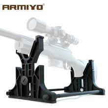 Armiyo тактическое Нарезное ружье стойка для чистки колыбели держатель для обслуживания дисплей стенка для отдыха подставка для съемки аксессуары