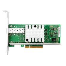 X520-DA1 10G SFP + PCIe 2,0 X8 сетевой адаптер для чипсета Intel 82599EN с одним портом
