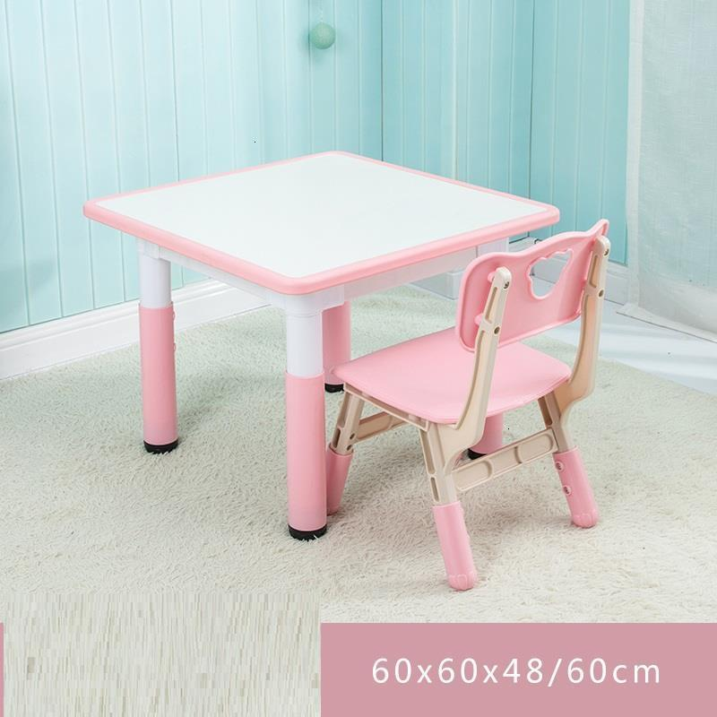 Infantil Stolik Dla Dzieci Silla Y Mesa Infantiles Desk Play And Chair Child Kindergarten Bureau Enfant For Study Kids Table