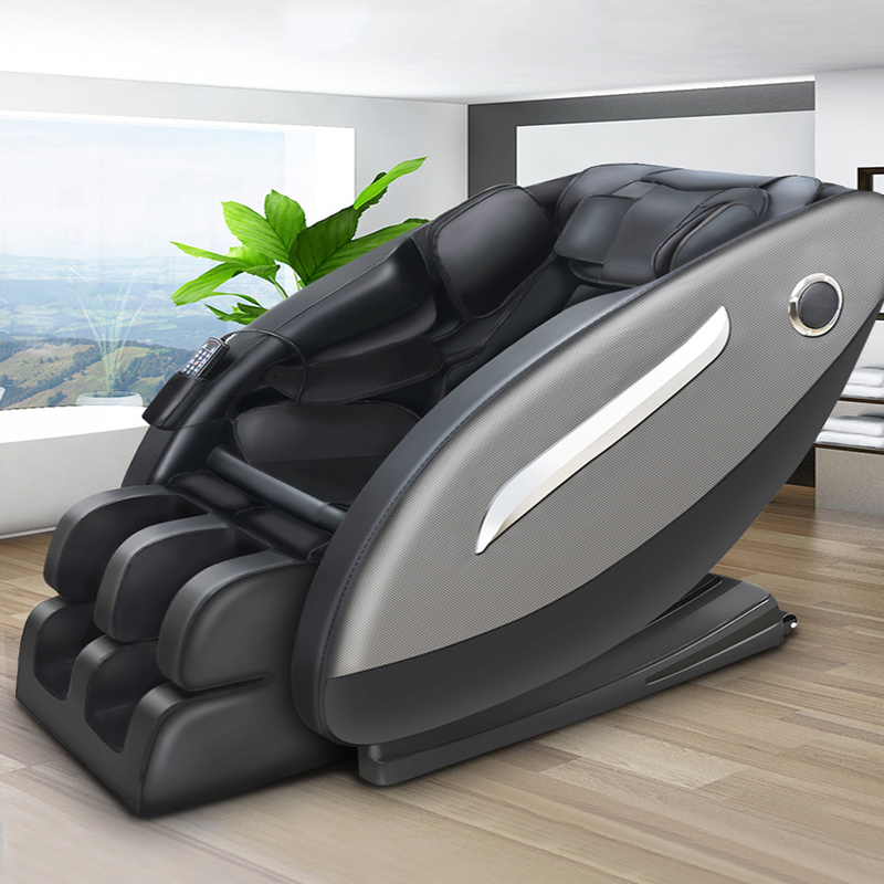 SL Massage Chair Multifunction Whole Body Kneading Massage Chair Household Zero Gravity Capsule 8D Sofa Massager Fully Automatic