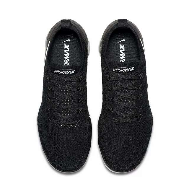 Authentic Original NIKE AIR VAPORMAX FLYKNIT 2.0 Men's Running Shoes Fashion Outdoor Sports Trend 2019 New 942842-001