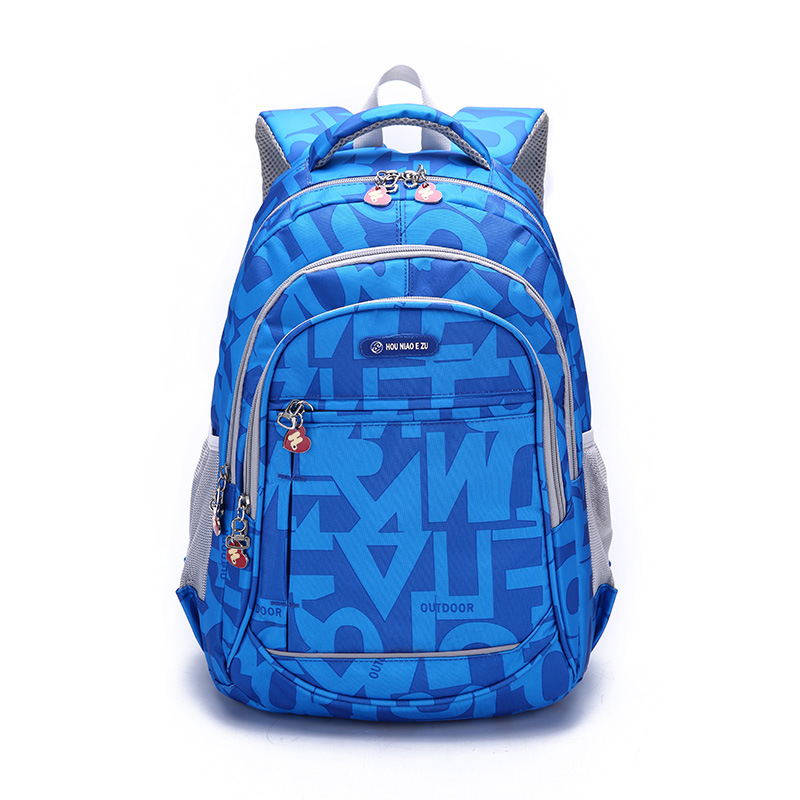 2019 New Children Backpack School Bags Boys And Girls Kids Backpacks Schoolbag Primary School Backpack Kids Mochila Infantil