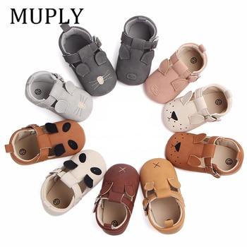 Mignon bébé chaussures pour filles doux mocassins chaussure 2020 printemps chat bébé fille baskets enfant en bas âge garçon nouveau-né chaussures premier marcheur 1