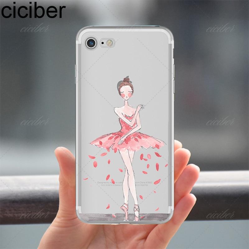 ciciber Luxury Fashion Travel Vacker shopping Girl Design mjuk - Reservdelar och tillbehör för mobiltelefoner - Foto 2