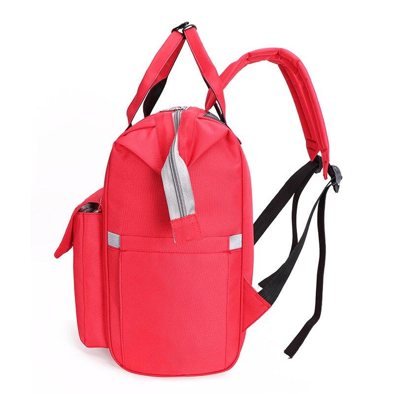 Mom And Baby Diaper Bag Shoulder Lightweight Large-Volume New Style Fashion Baoma Nursing Feeding Bottle Hand Shoulder Mommy Bag