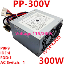 New PSU For Antec AT With Switch P8 P9 300W Power Supply PP-300V SPI-300G