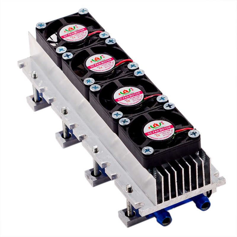 288W Thermoelectric Peltier Refrigeration Cooler DC12V