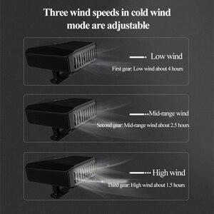 Image 5 - Tenwin cor sem fio secador de ar secador de desenho arte estudante exame sopro pintura aquarela secagem rápida desktop pequeno ventilador ms5700