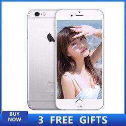 Używany oryginalny Apple iPhone 6s plus Smartphone 2GB RAM 16/64/128GB ROM linii papilarnych LTE 5MP telefon komórkowy