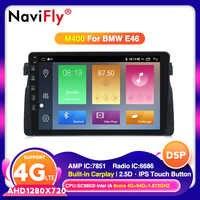 Octa Core Android 10.0 GPS di Navigazione Per BMW E46 M3 Rover 75 Coupe 318/320/325/330 /335 Auto Radio RDS Lettore Stereo 4G Wifi