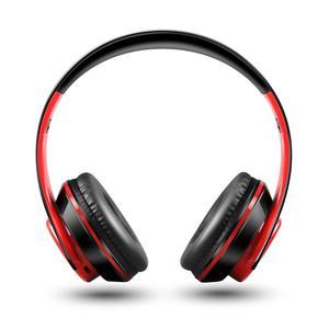 Image 2 - AYVVPII sg8 IOS kopfhörer mit mikrofon Bluetooth Headset drahtlose kopfhörer für kinder mädchen samsung OPPO sport und SD karte