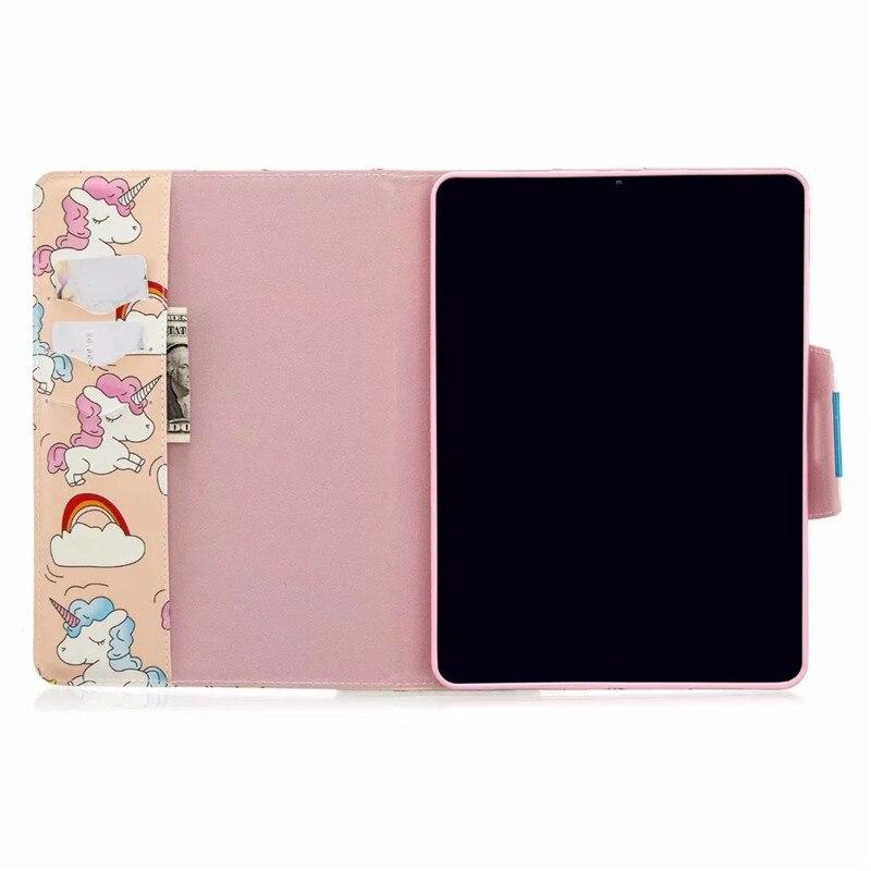 Cover Flamingo Pro Unicorn Case 11 For Coque iPad Funda for Panda 2020 Kawaii Tablet