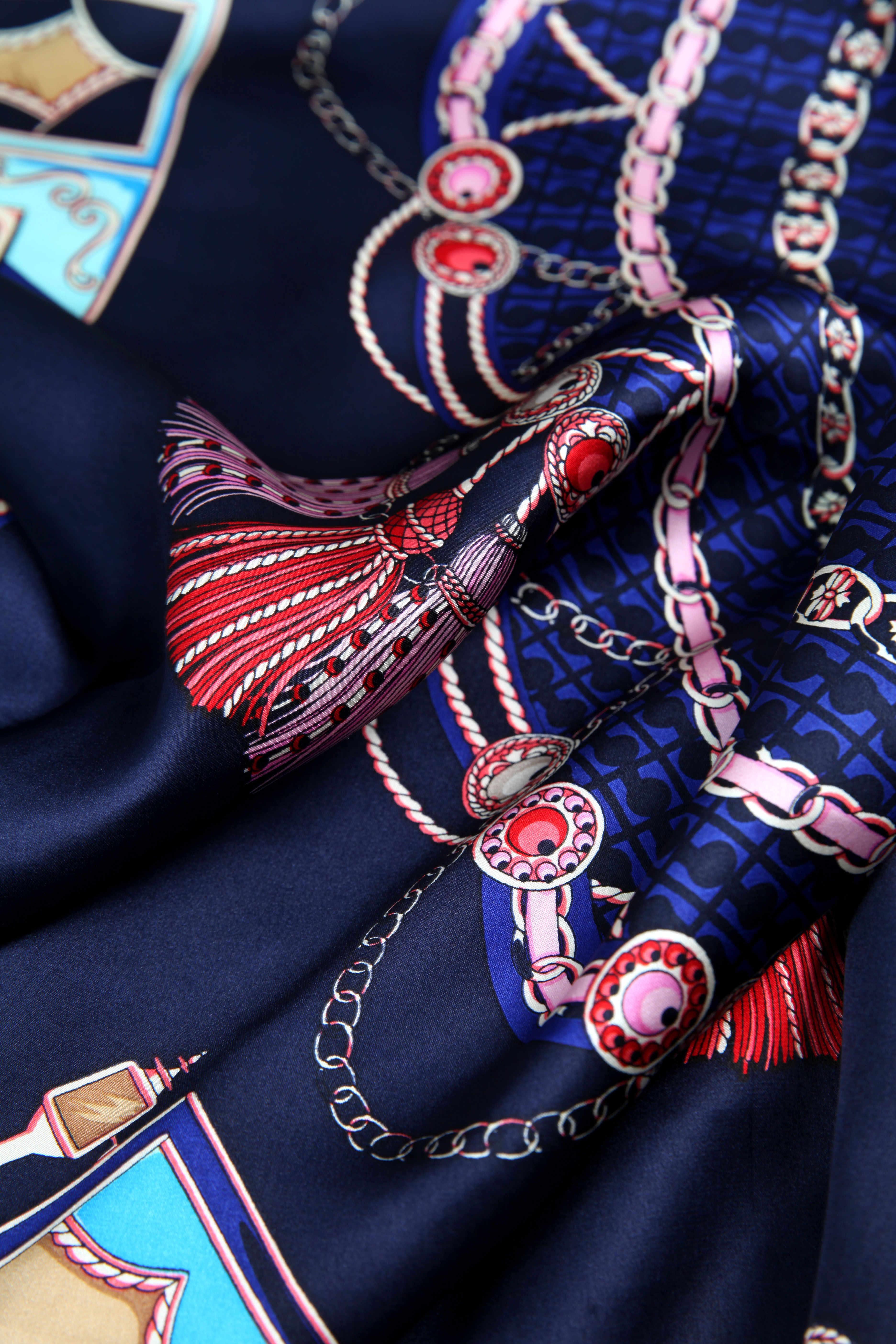 ELEGANT HANDMADE BRAND 100/% crepe satin plain silk Silk Scarf CREC-59803A