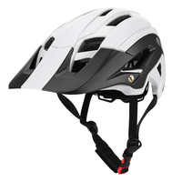 Lightweight Cycling Bicycle Helmet with Detachable Visor Mountain Bike Sports Safety Protective Helmet 16 Vents|Bicycle Helmet| |  -