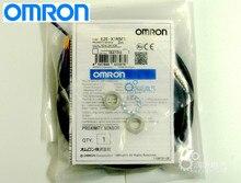 Authentic Omron original brand new genuine E2E-X1R5F1 2M genuine guarantee good qualiy one year guarantee e2e x10f1 z