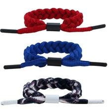 Vintage Design Braided Bracelet Men's Trendy Jewelry Adjustable Handmade Woven